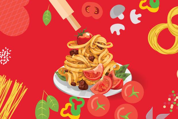 Самые популярные соусы к макаронам