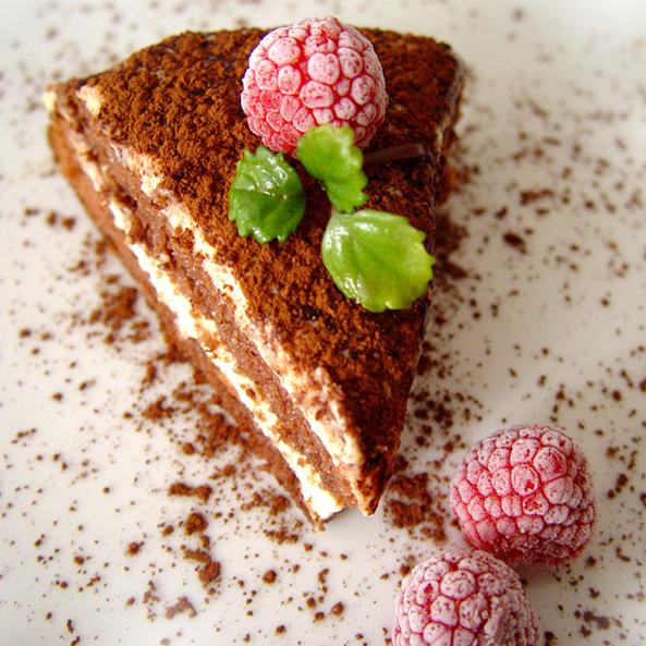 Тирамису - изысканный десерт