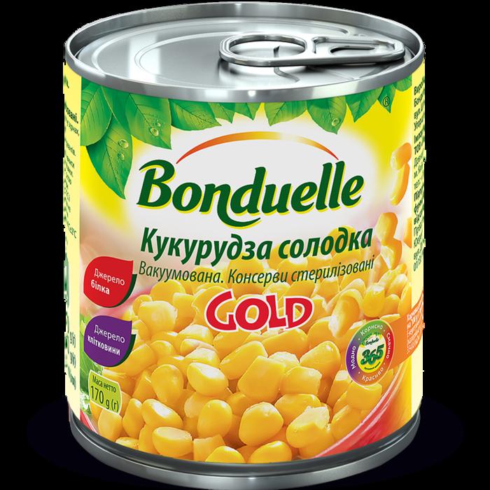 Кукурудза солодка GOLD