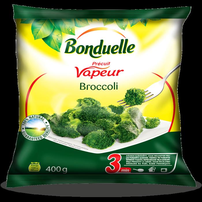 Капуста броколі НА ПАРІ Vapeur