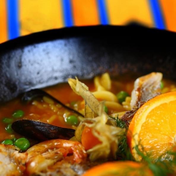 Պաելյա՝ իսպանական խոհանոցի դասական ուտեստ