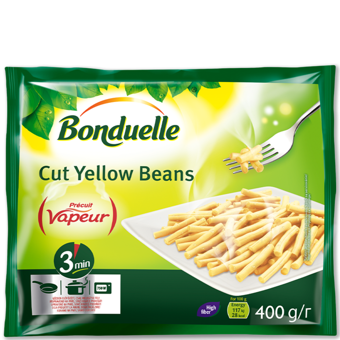 Žuta boranija Vapeur