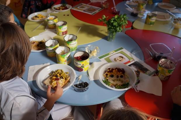 Ателиета по здравословно хранене с Бондюел