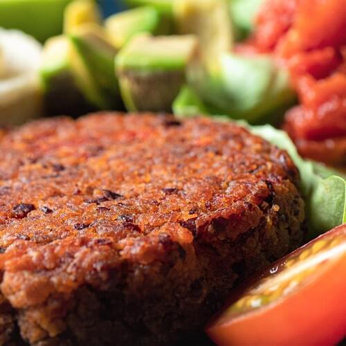 Зеленчуков бургер