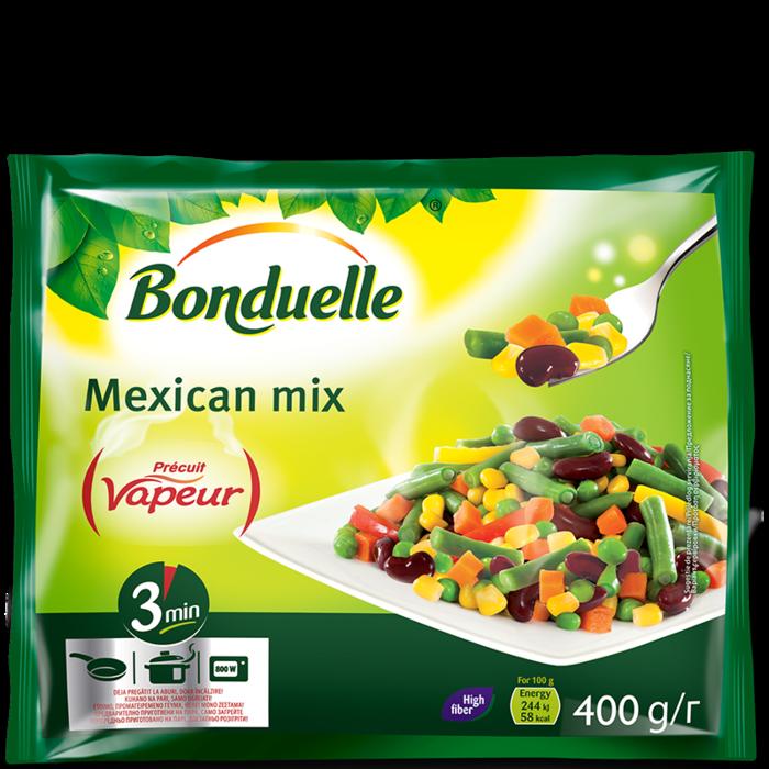 Mješavina povrća Mexican Mix Vapeur