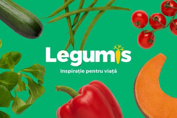 Bun venit în #Legumis!