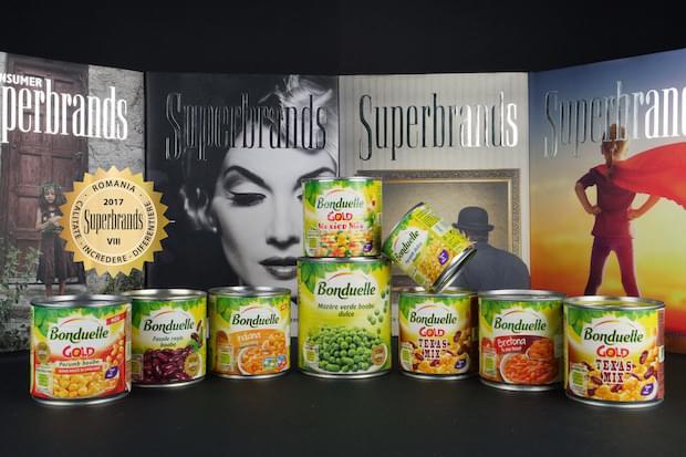 Bonduelle, un Superbrand