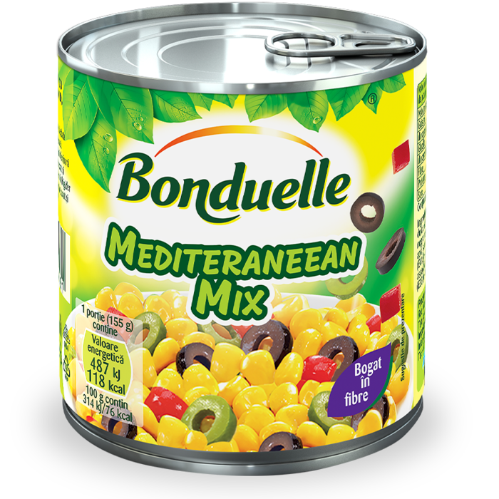 Mediteranean Mix