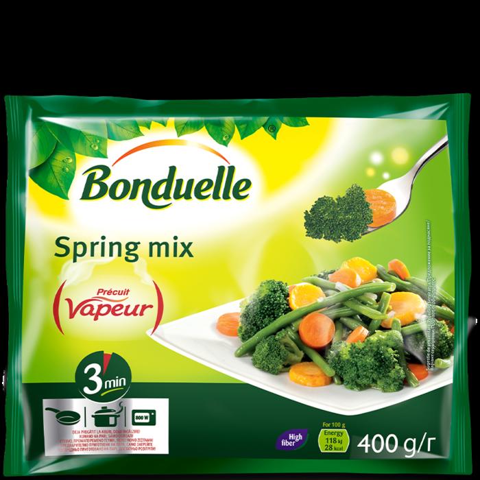 Amestec de legume Spring Mix Vapeur