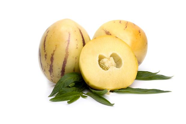 Пепино, или дынная груша – фрукт, богатый витамином С
