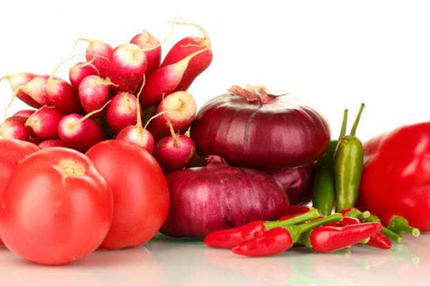 Красные овощи для здорового сердца