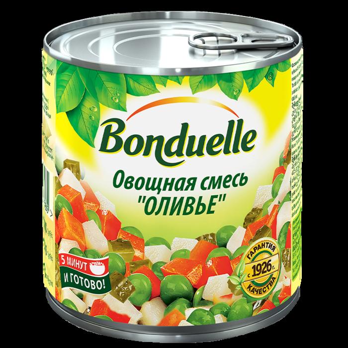 """Овощная смесь """"Оливье"""""""